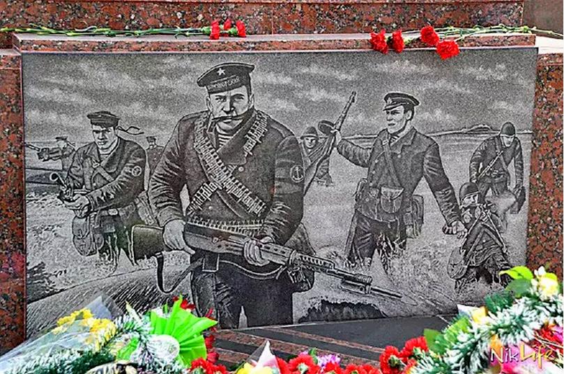 Героический десант Ольшанского-1
