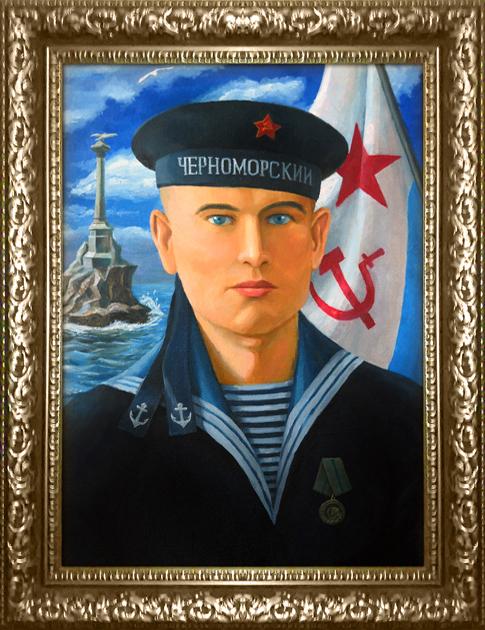 Индык Иван Степанович портрет