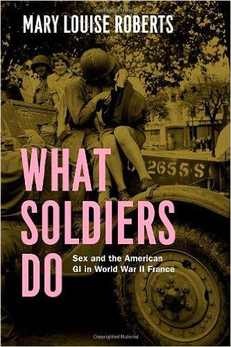 Массовые изнасилования француженок американскими военными в годы Второй мировой