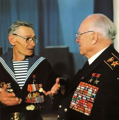 Медведев десант Ольшанского ветеран