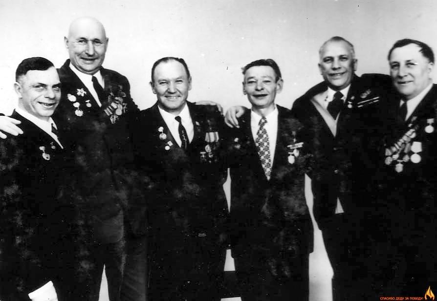 Ольшанский десант - выжили шестеро