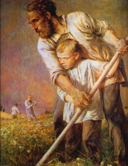 Роль отца в воспитании сына-3