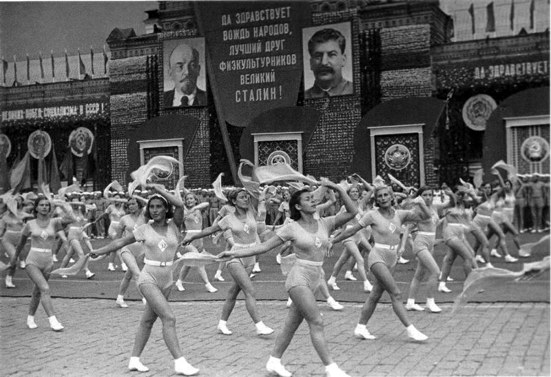 Спортсмены СССР2