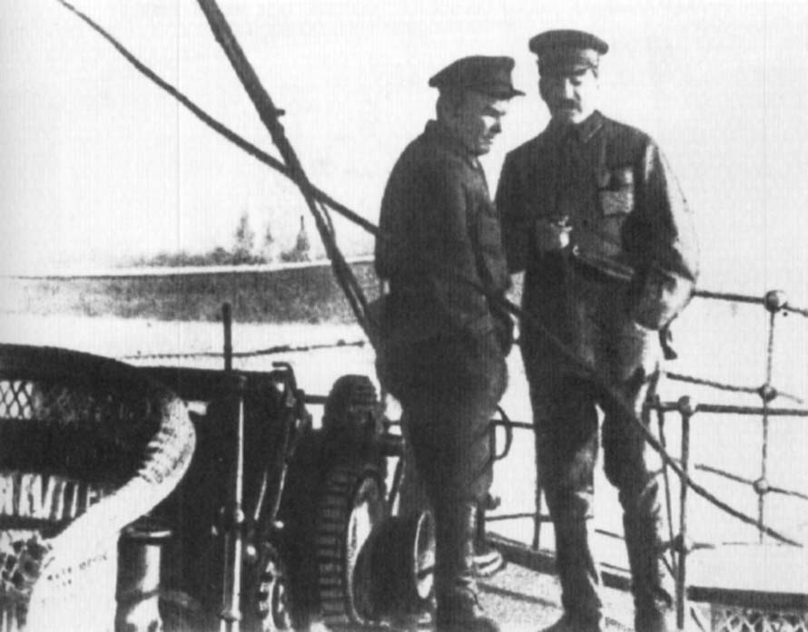 Сталин и беломорканал