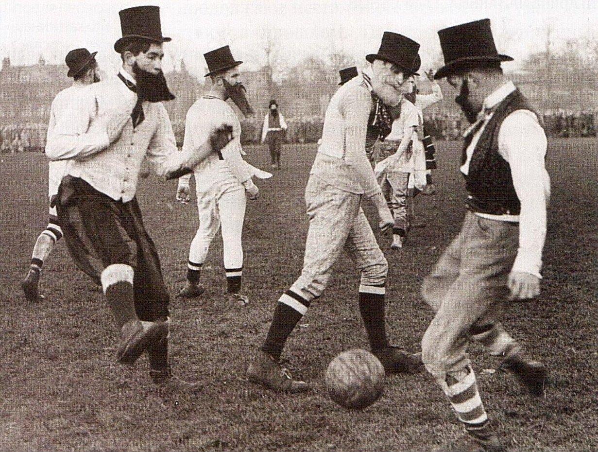 англия родина футбола.
