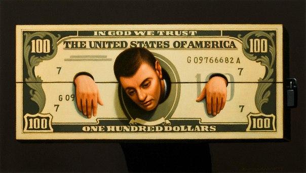 денежное рабство доллары