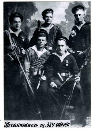 десант Ольшанского л.с.