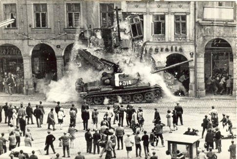 доктрина горби чехословакия 1968