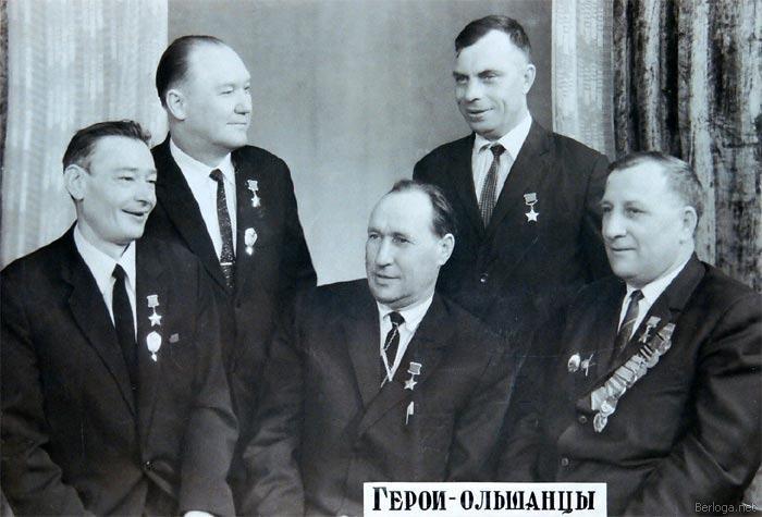 герои ольшанцы1