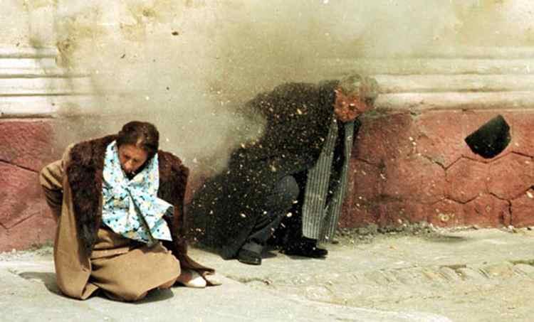 казнь супругов Чаушеску