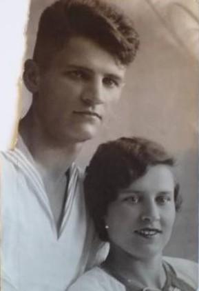ольшанский с женой