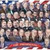 Все президенты США, кроме одного, — родственники?