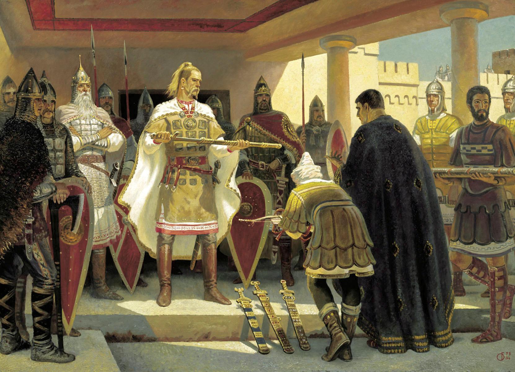 10 невероятных фактов о древних славянах4