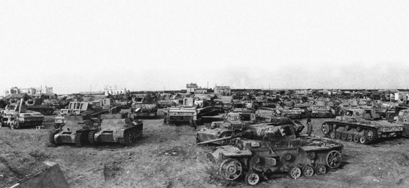 Боевые потери Красной Армии были ниже чем у фашистов-захватчиков1