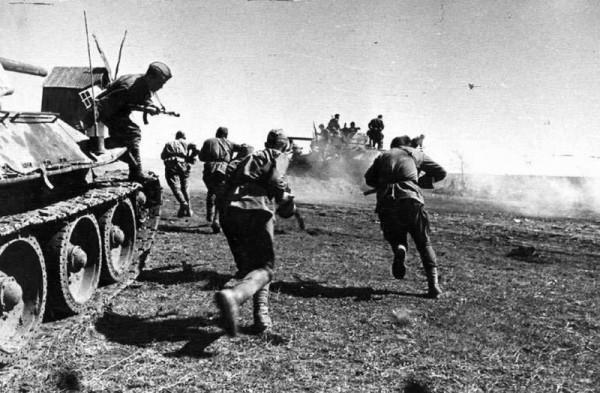 Боевые потери Красной Армии были ниже чем у фашистов-захватчиков2