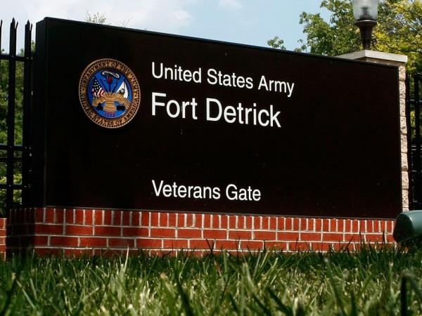 Форт-Детрик, центр биологических исследований армии США