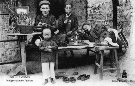 Как Англия травила Китай наркотиками2
