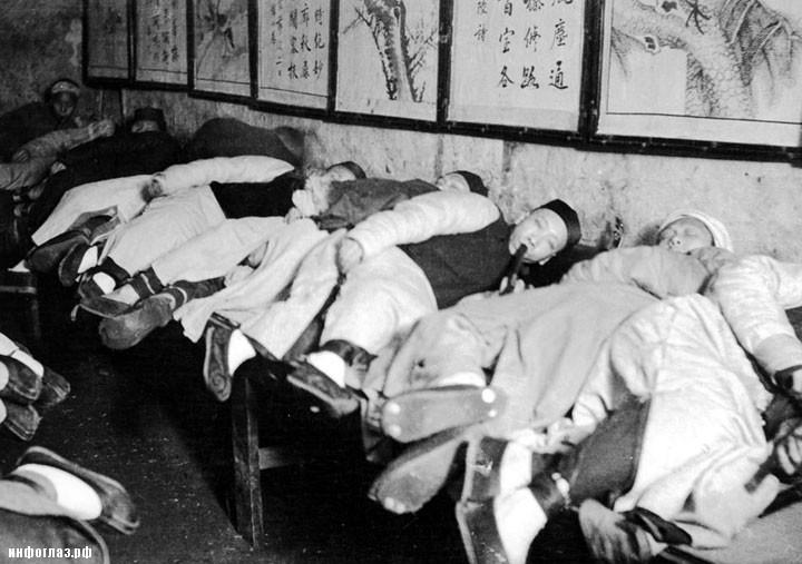 Как Англия травила Китай наркотиками5