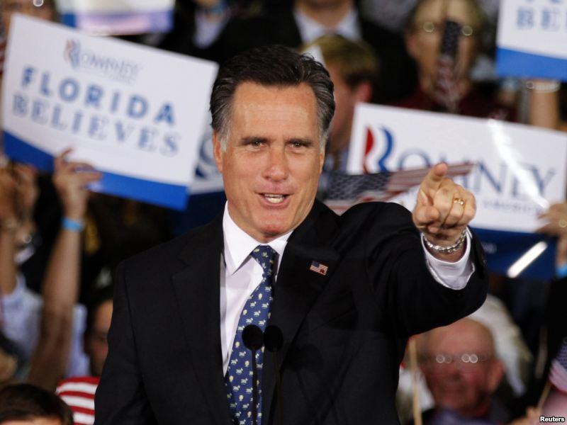 Митт Ромни1