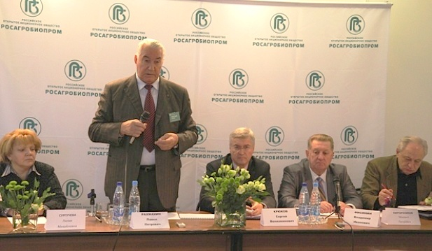 Павел Петрович Рахманин