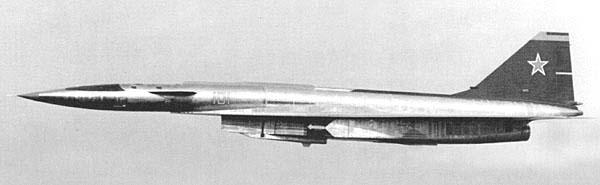 Сотка Т-4 полет
