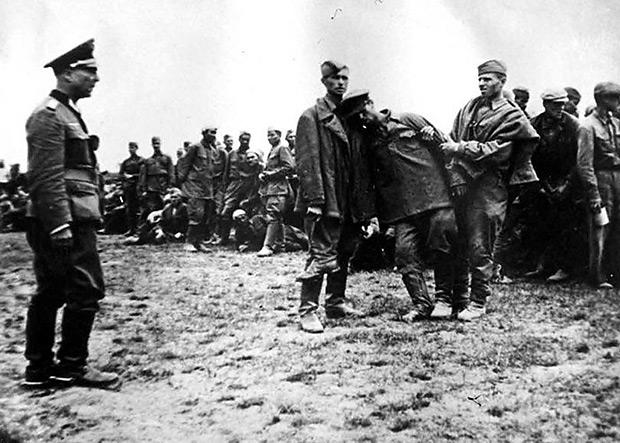 Советские военнопленные 1941-1945 гг и Женевская конвенция1