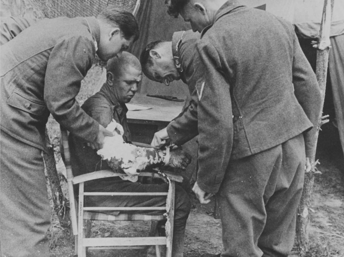 Советские военнопленные 1941-1945 гг и Женевская конвенция10
