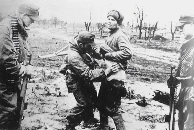 Советские военнопленные 1941-1945 гг и Женевская конвенция9