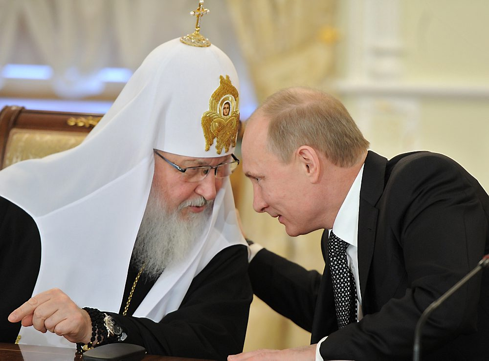 Kirill & Putin