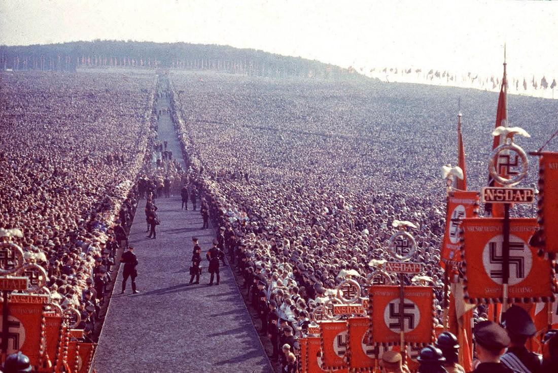 парад гитлеровской германии