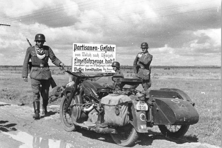 штрафные батальоны вермахта10