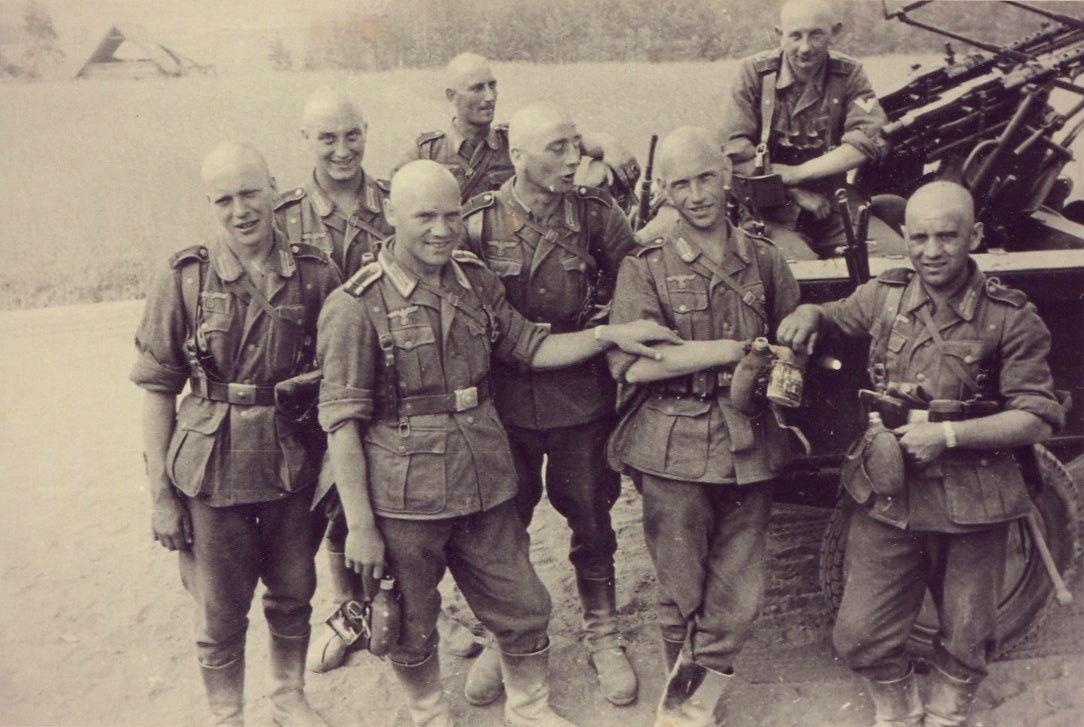 штрафные батальоны вермахта8