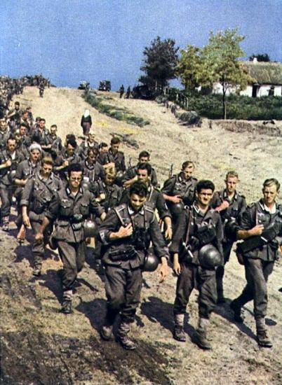 штрафные батальоны вермахта9