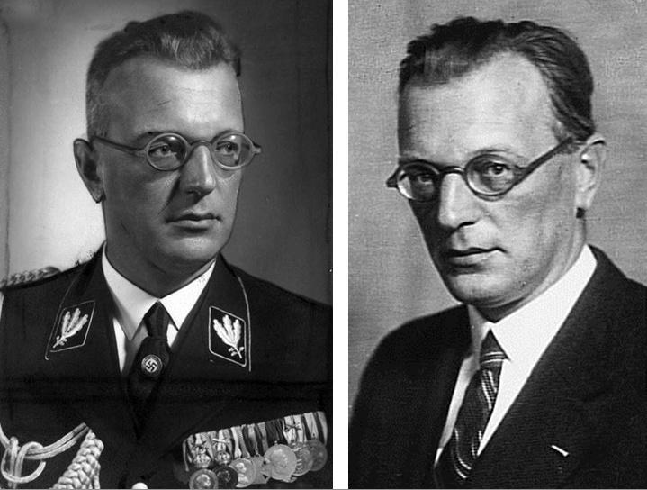 Добрый палач Рейхскомиссар Нидерландов Артур Зейсс-Инкварт (2)