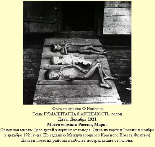 Голодомор тотальная фальсификация25