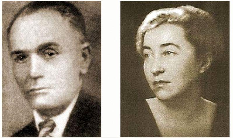 Павло Лысяк и Милена Рудницкая
