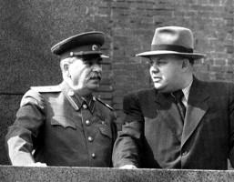 Сталин и вознесенский