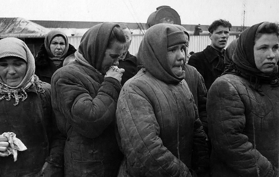 Сталин умер скорбь народа