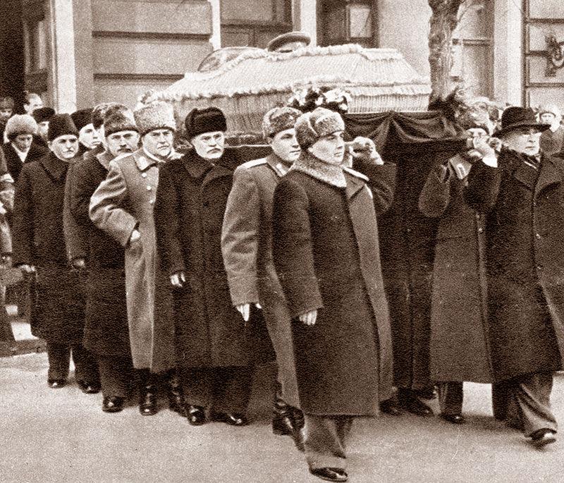 Сталин умер1