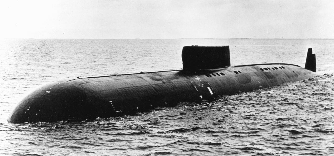 подводная лодка к-162