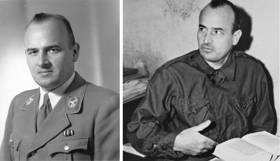 добрый палач Генерал-губернатор Польши, адвокат НСДАП Ганс Франк3 (2)