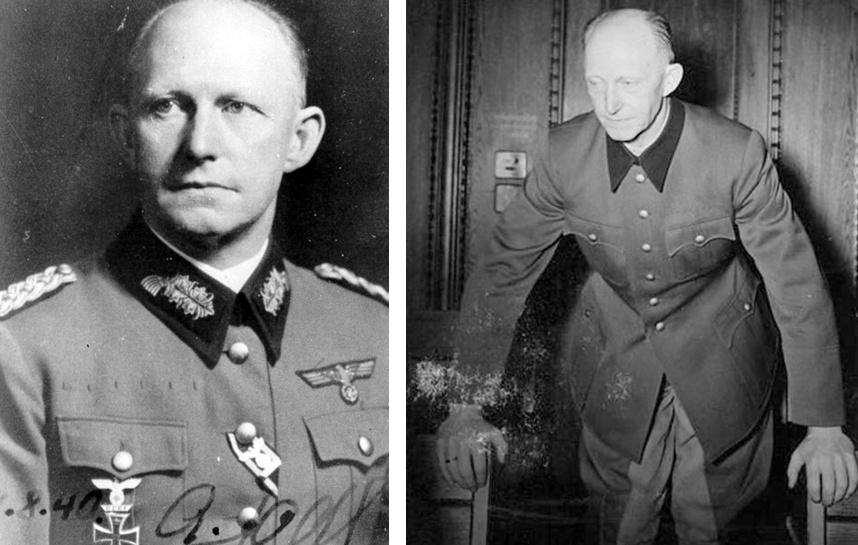 добрый палач Генерал-полковник Альфред Йодль (2)