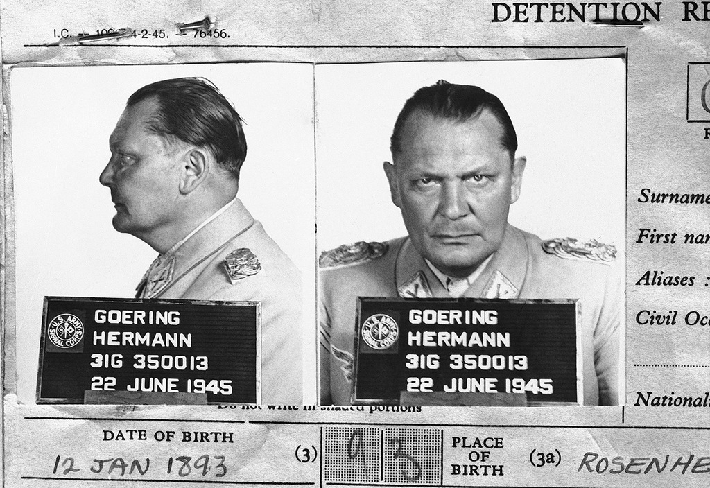 добрый палач Геринг