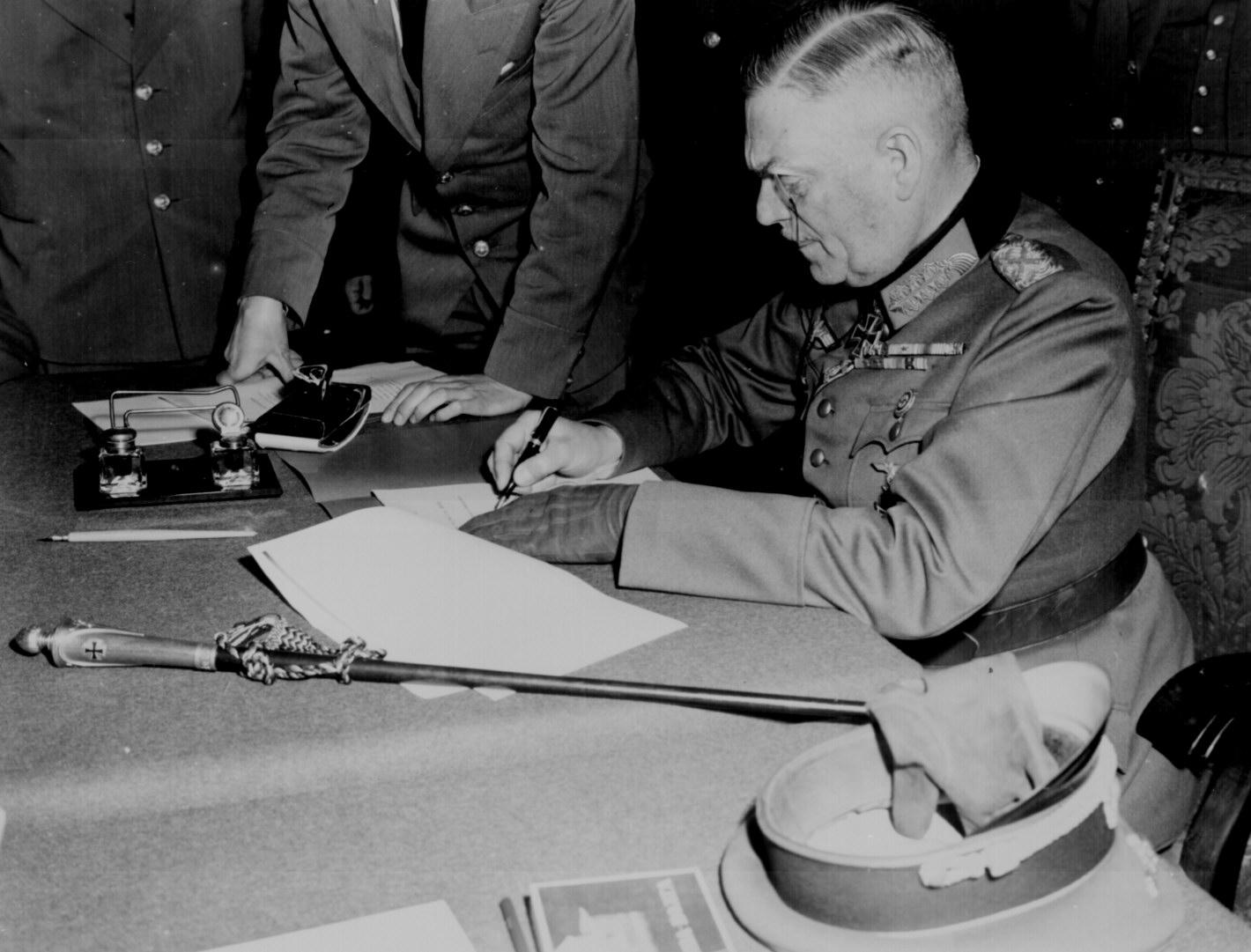 добрый палач Начальник Верховного командования Вермахта Вильгельм Кейтель1
