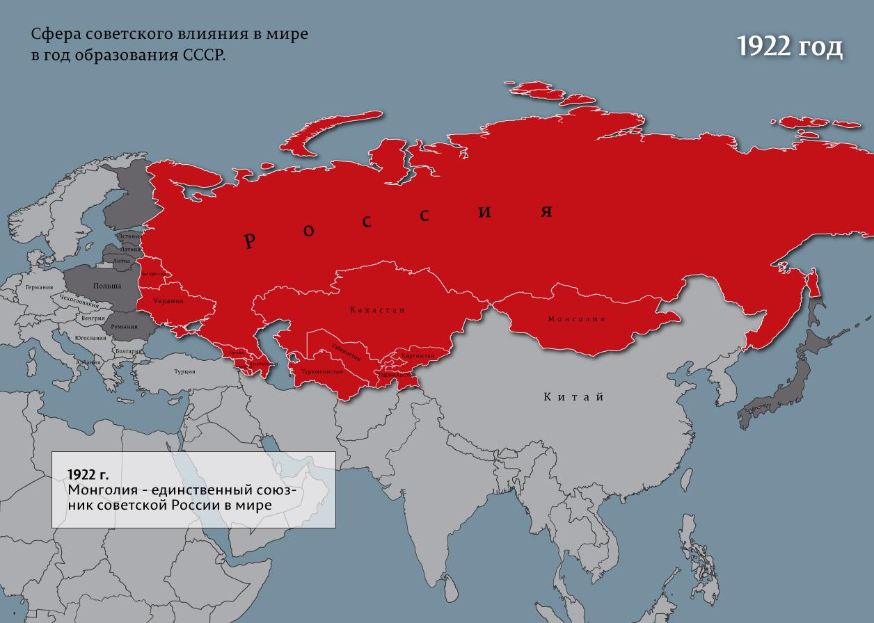 россия 1922-1