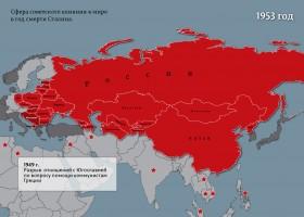 россия 1953-1