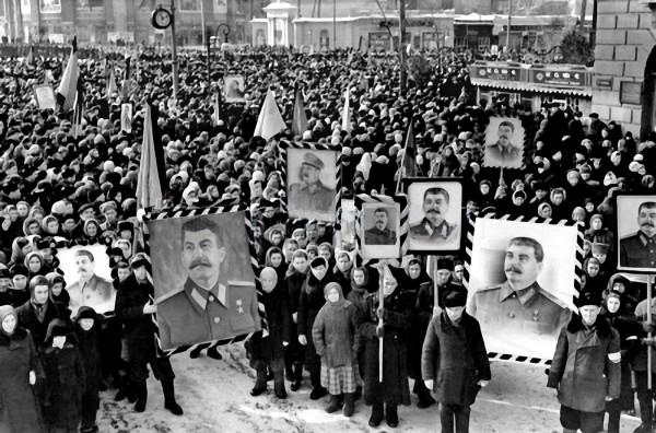 сталин умер народное горе воронеж