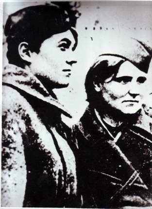 1942 год. Сталинград. Чижик – Маруся Ульянова дом павлова