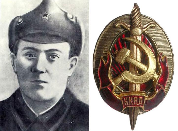 Автоматчик 272-го полка 10-й дивизии НКВД СССР Алексей Ващенко!