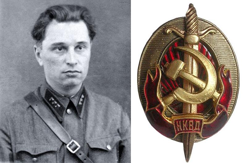 Батальонный комиссар Иван Щербина, военком 272-го полка 10-й дивизии НКВД СССР!